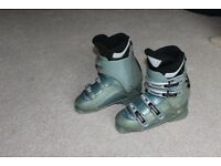 Ladies size 7 Ski boots for sale - two pairs