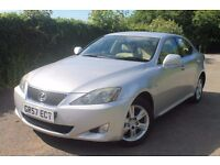 2008 Lexus IS220d - FSH - MOT exp Dec17 (No Adv) - Cruise – Mint