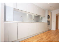 BRAND NEW, just completed 2 bedroom apartment, located right next to Lewisham Train station