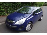 61 PLATE VAUXHALL CORSA 1.3 CDTI ECOFLEX DIESEL, £30 TAX, 1 OWNER FROM NEW, FULL HISTORY - HPI CLEAR