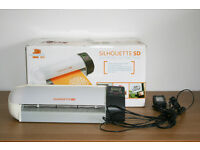 Silhouette SD - Digital Cutting Tool (A4 Plotter) T-Shirt Printing