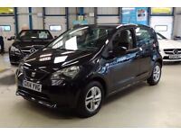 SEAT Mii SE (deep black) 2014