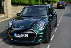 Mini Cooper 5 Door Hatch (Petrol / Manual) - Fully loaded spec
