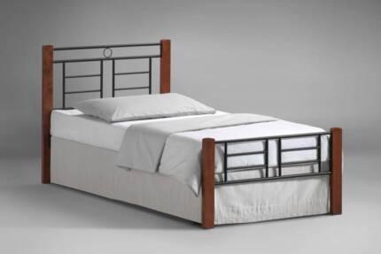 Topaz King Single/Queen Bed Frame AV At Wangara Showroom Only