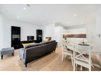 Brand New Apartment in Roayl Wharf , 24hr Concierge, Top Floor, Parking, River Views, Gym and Pool