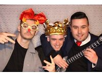 Fun Photobooth Hire for any event, prices start at just £199!