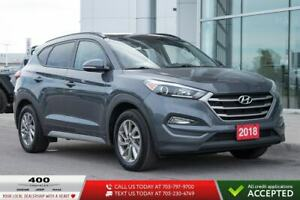 2018 Hyundai Tucson | SE | LEATHER | PANORAMIC SUNROOF |