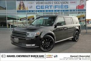 2018 Ford Flex TOIT OUVRANT * CUIR * NAVIGATION * BLUETOOTH