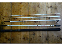 Spares - Shimano Travel Fishing Rod - Yasei Monster STC 315 10ft Sections 1, 3 and 5.