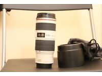 Canon 70 - 200 F4 L IS Lens for Sale