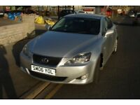 Lexus IS 250 2.5 SE 4dr,2006 (06 reg), Saloon,