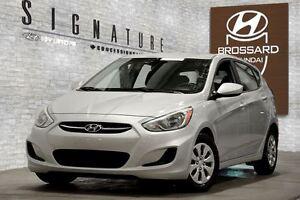 2016 Hyundai Accent GL AUTOMATIQUE A/C GROUPE ÉLECTRIQUE BLUETOO