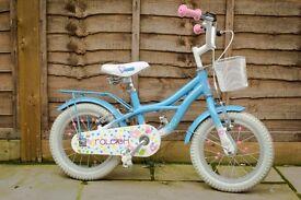 Raleigh Rosina 14'' Girls Bike, 2015 model
