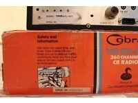 Cobra 148 GTL-DX MK2, Boxed Unmodified Factory Standard. Mint & 100% Genuine Collectors Item