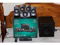 Logitech Z906 THX Surround Sound Speakers