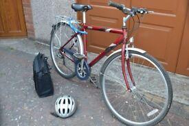 Gents Raleigh Pioneer 140 Cycle