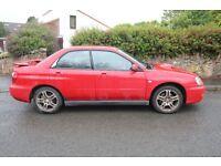 Subaru Impreza WRX 225 for sale.