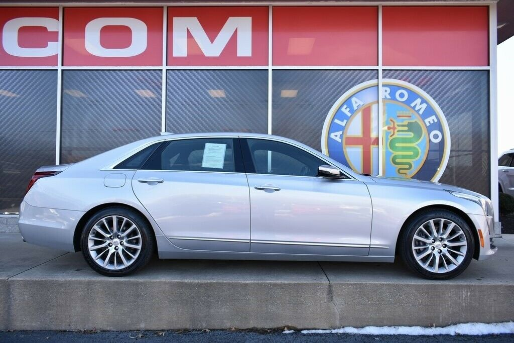 Great Choice on this Cadillac CT6 Call Today Before it Sells!!!