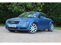 AUDI TT 225 BAM mk1 TT NEW CLUTCH TYRES BRAKES AND CALLIPERS