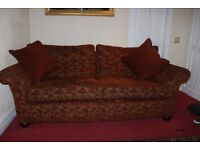 Comfortable family couch