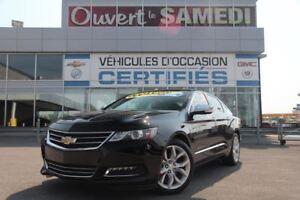2014 Chevrolet Impala 2LZ  TOUT EQUIPÉ ! PAYEZ 45460$ POUR UNE N