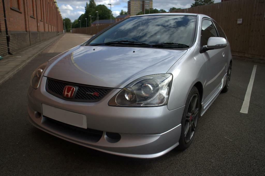 2004 honda civic type r facelift ep3 satin silver k20 vtec. Black Bedroom Furniture Sets. Home Design Ideas