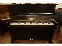 Bluthner upright piano - Tuned & UK delivery available