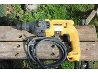 Dewalt D25033 240v SDS Hammer Drill