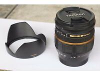 A cheap Tamron 24-135 mm lens for Sony/Minolta