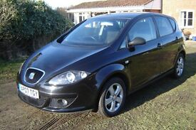 SEAT ALTEA REFERENCE SPORT 2007 LOW MILEAGE