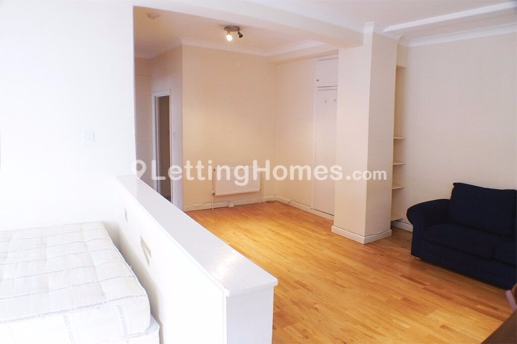 Spacious Studio/ 1 bed - modern kitchen & bathroom + PERFECT for students @ UCL LSE SOAS LBS etc