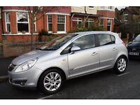 Vauxhall Corsa Design, 1.2 i, 16v, 5dr, a/c, 2007
