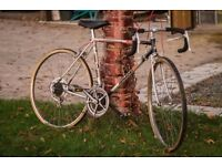 Raleigh Winner 1980s Vintage Road Bike