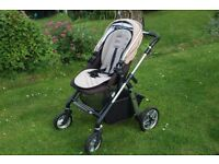 Silver Cross Pioneer - Complete System, inc car seat, cot etc