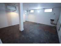 Large 3 Bed Warehouse Apartment London Fields. CHEAP RENT! Large Lounge/Studio!
