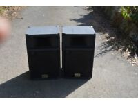 PA Speakers - Crump 12-2