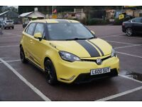 2015 MG 3 3Style Lux Yellow 26k Miles Warranty