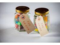 Wedding Jars - Jam Jars