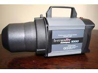 Professional Lighting System Halogen Light Interfit Halogen 1000 for Canon, Nikon,Sony,Pentax etc.