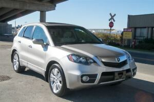 2011 Acura RDX Technology Package
