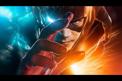 The Flash Barry Movie Justice 24