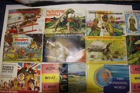 Picture cards collectionBrooke Bond tea TREX Cards