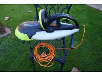 Hedge Trimmer - 500 W Garden Groom Pro