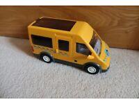 Playmobil Yellow bus
