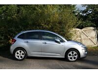 beautiful september 2010 citroen c3 1.6 hdi exclusive.full citroen service history.
