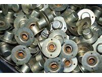 Approximately 600 surplus needle bearing