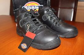 Dickies Workboots Size 10