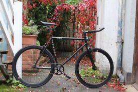 Special Offer GOKU ALLOY / STEEL Frame Single speed road bike TRACK bike fixed gear bike 075