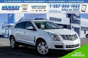 2014 Cadillac SRX Luxury Collection **Sunroof! Remote Vehicle St