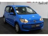 VOLKSWAGEN UP! 1.0 Move up! 5dr (blue) 2014